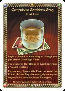 Compulsive Gambler's Grog