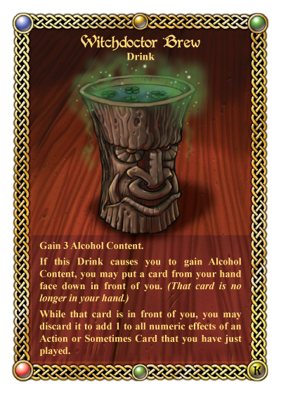 Witchdoctor Brew